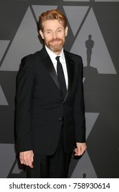 LOS ANGELES - NOV 11:  Willem Dafoe at the AMPAS 9th Annual Governors Awards at Dolby Ballroom on November 11, 2017 in Los Angeles, CA