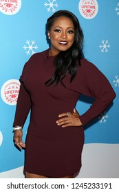 "LOS ANGELES - NOV 14:  Keshia Knight Pulliam at the ""It's A Wonderful Lifetime"" Red Carpet at the Grove on November 14, 2018 in Los Angeles, CA"