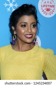 "LOS ANGELES - NOV 14:  Tiya Sircar at the ""It's A Wonderful Lifetime"" Red Carpet at the Grove on November 14, 2018 in Los Angeles, CA"