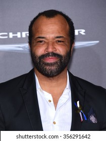 """LOS ANGELES - NOV 16:  Jeffrey Wright arrives to the """"The Hunger Games: Mocking Jay - Part 2"""" Los Angeles Premiere  on November 16, 2015 in Los Angeles, CA."""