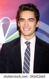 """LOS ANGELES - NOV 17:  Jose Moreno Brooks at the Press Junket For NBC's """"Telenovela"""" And """"Superstore"""" at the Universal Studios on November 17, 2015 in Los Angeles, CA"""