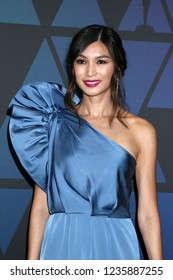 LOS ANGELES - NOV 18:  Gemma Chan at the 10th Annual Governors Awards at the Ray Dolby Ballroom on November 18, 2018 in Los Angeles, CA