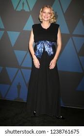 LOS ANGELES - NOV 18:  Joanna Kulig at the 10th Annual Governors Awards at the Ray Dolby Ballroom on November 18, 2018 in Los Angeles, CA
