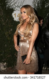 """LOS ANGELES - NOV 19:  Carmen Electra at the Premieres Of """"Marriage Boot Camp Reality Stars"""" and """"Ex-isle"""" at the Le Jardin on November 19, 2015 in Los Angeles, CA"""