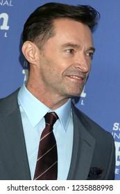 LOS ANGELES - NOV 19:  Hugh Jackman at the SBIFF Kirk Douglas Award Honoring Hugh Jackman at the RItz Carlton Bacara on November 19, 2018 in Santa Barbara, CA