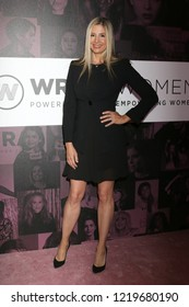 LOS ANGELES - NOV 2:  Mira Sorvino at the Power Women Summit - Friday at the InterContinental Los Angeles on November 2, 2018 in Los Angeles, CA
