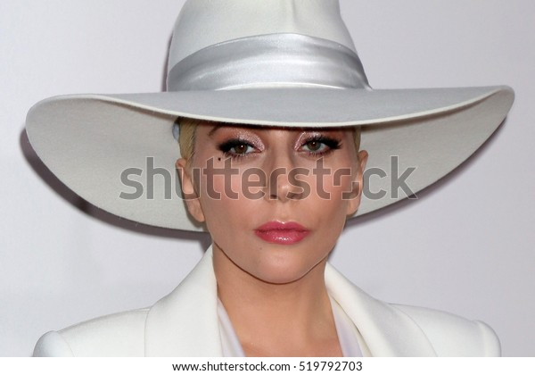 LOS ANGELES - NOV 20:  Lady Gaga at the 2016 American Music Awards at Microsoft Theater on November 20, 2016 in Los Angeles, CA