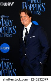 "LOS ANGELES - NOV 29:  Rob Marshall at the ""Mary Poppins Returns"" Premiere at the El Capitan Theatre on November 29, 2018 in Los Angeles, CA"