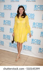 """LOS ANGELES - NOV 3:  Heather Tom at the The Bold and the Beautiful"""" Celebrates CBS #1 for 30 Years at Paley Center For Media on November 3, 2016 in Beverly Hills, CA"""