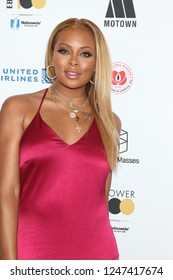 LOS ANGELES - NOV 30:  Eva Marcille at the Ebony Power 100 Gala on the Beverly Hilton Hotel on November 30, 2018 in Beverly Hills, CA