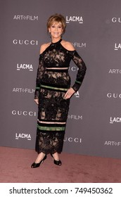 LOS ANGELES - NOV 4:  Jane Fonda at the LACMA: Art and Film Gala at the Los Angeles County Musem of Art on November 4, 2017 in Los Angeles, CA