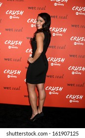LOS ANGELES - NOV 5:  Valery Ortiz at the CRUSH by ABC Family Clothing Line Launch at London Hotel on November 5, 2013 in West Hollywood, CA