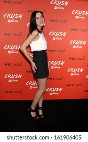 LOS ANGELES - NOV 6:  Haley Ramm at the CRUSH by ABC Family Clothing Line Launch at London Hotel on November 6, 2013 in West Hollywood, CA