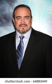"""LOS ANGELES - NOV 9:  David Zayas arrives at the """"Skyline"""" World Premiere at Regal Theaters at LA Live on November 9, 2010 in Los Angeles, CA"""