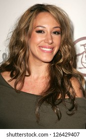 """LOS ANGELES - NOVEMBER 02: Haylie Duff at the Grand Opening of """"An Original Penguin"""" November 02, 2006 in Los Angeles, CA."""