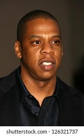 LOS ANGELES - NOVEMBER 21: Jay Z at the 34th Annual American Music Awards at Shrine Auditorium November 21, 2006 in Los Angeles, CA