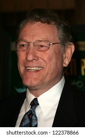 """LOS ANGELES - NOVEMBER 8: Earl Holliman at the 50th Anniversary Gala Screening of """"Forbidden Planet"""" at Egyptian Theatre on November 8, 2006 in Hollywood, CA."""