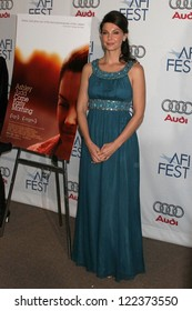 """LOS ANGELES - NOVEMBER 9: Ashley Judd at the AFI Fest 2006 screening of """"Come Early Morning"""" at the Loft on November 9, 2006 in Hollywood, CA."""