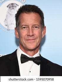 LOS ANGELES - OCT 05:  James Denton arrives to the American Humane Hero Dog Awards  on October 5, 2019 in Hollywood, CA