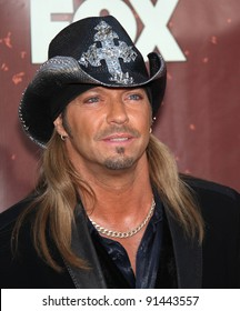LOS ANGELES - OCT 06:  Bret Michaels arrives to the American Country Awards 2010  on October 06, 2010 in Las Vegas, NV.
