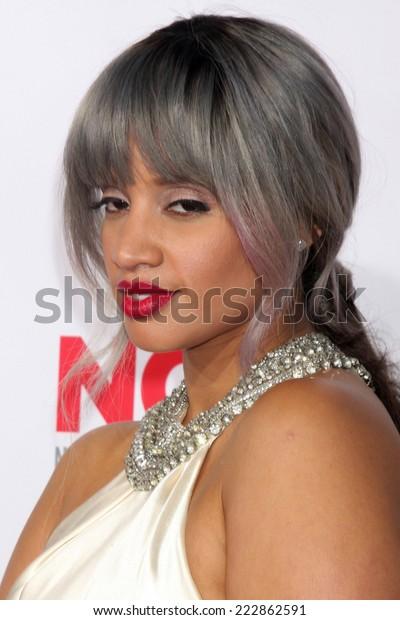 LOS ANGELES - OCT 10:  Dascha Polanco at the 2014 NCLR ALMA Awards Arrivals at Civic Auditorium on October 10, 2014 in Pasadena, CA