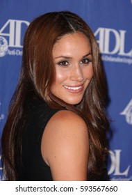 LOS ANGELES - OCT 11:  Meghan Markle arrives for the Anti-Defamation League entertainment Awards on October 11, 2011 in Beverly Hills, CA