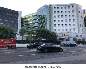 Cedars Sinai Hospital Los Angeles Images, Stock Photos