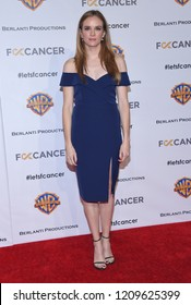 LOS ANGELES - OCT 13:  Danielle Panabaker arrives to the Barbara Berlanti Heroes Gala Benefitting Fuck Cancer  on October 13, 2018 in Hollywood, CA