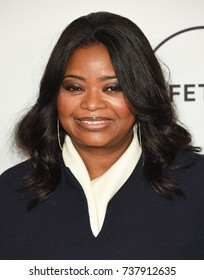 LOS ANGELES - OCT 13:  Octavia Spencer arrives for the Variety's Power of Women Luncheon on October 13, 2017 in Beverly Hills, CA