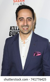 """LOS ANGELES - OCT 14:  Amir Talai at the """"Killing Gunther"""" LA Special Screening at the TCL Chinese 6 Theater on October 14, 2017 in Los Angeles, CA"""