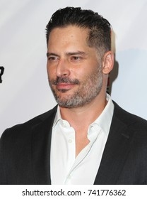 "LOS ANGELES - OCT 14:  Joe Manganiello at the ""Killing Gunther"" LA Special Screening at the TCL Chinese 6 Theater on October 14, 2017 in Los Angeles, CA"