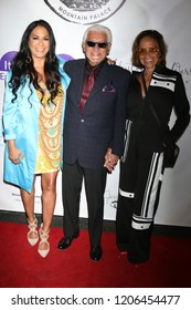 LOS ANGELES - OCT 16:  Sheila E Pete Escovedo, Juanita Escovedo at the Women Empowering Women - The Unstoppable Warrior at the Yamashiro Hollywood on October 16, 2018 in Los Angeles, CA