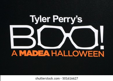 """LOS ANGELES - OCT 17:  Atmopshere at the """"Tyler Perry's BOO! A Madea Halloween"""" Premiere at the ArcLight Hollywood on October 17, 2016 in Los Angeles, CA"""