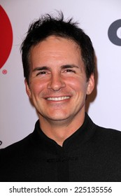LOS ANGELES - OCT 17:  Hal Sparks at the 10th Annual GLSEN Respect Awards at Regent Beverly Wilshire on October 17, 2014 in Beverly Hills, CA