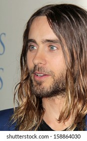 """LOS ANGELES - OCT 17:  Jared Leto at the """"Dallas Buyers Club"""" - Los Angeles Premiere at Academy of Motion Picture Arts and Sciences on October 17, 2013 in Beverly Hills, CA"""