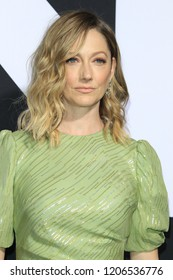 """LOS ANGELES - OCT 17:  Judy Greer at the """"Halloween"""" Premiere at the TCL Chinese Theater IMAX on October 17, 2018 in Los Angeles, CA"""