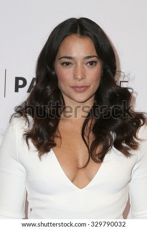 Los Angeles Oct 19 Natalie Martinez At The An Evening With Kingdom At The Paley Center For Media On October 19 2015 In Beverly Hills Ca Image