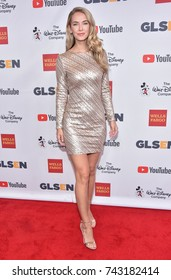 LOS ANGELES - OCT 20:  Olivia Jordan arrives for the GLSEN Respect Awards 2017 on October 20, 2017 in Beverly Hills, CA