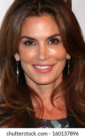 """LOS ANGELES - OCT 21:  Cindy Crawford at the """"Enter Miss Thang"""" Book Launch Party at Cafe Habana on October 21, 2013 in Malibu, CA"""