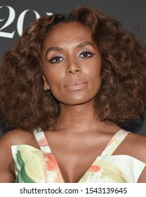LOS ANGELES - OCT 21:  Janet Mock arrives for the 2019 InStyle Awards on October 21, 2019 in Los Angeles, CA