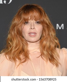 LOS ANGELES - OCT 21:  Natasha Lyonne arrives for the 2019 InStyle Awards on October 21, 2019 in Los Angeles, CA