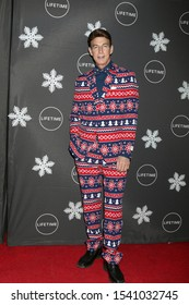 "LOS ANGELES - OCT 22:  BJ Korros at the ""It's A Wonderful Lifetime"" Holiday Party at the STK Los Angeles on October 22, 2019 in Westwood, CA"
