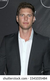 "LOS ANGELES - OCT 22:  Ryan McPartlin at the ""It's A Wonderful Lifetime"" Holiday Party at the STK Los Angeles on October 22, 2019 in Westwood, CA"