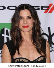 LOS ANGELES - OCT 22:  Sandra Bullock arrives to the Hollywood Film Awards Gala 2013  on October 22, 2013 in Hollywood, CA