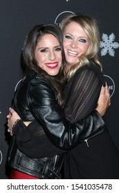 "LOS ANGELES - OCT 22:  Soleil Moon Frye, Melissa Joan Hart at the ""It's A Wonderful Lifetime"" Holiday Party at the STK Los Angeles on October 22, 2019 in Westwood, CA"