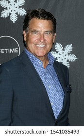 "LOS ANGELES - OCT 22:  Ted McGinley at the ""It's A Wonderful Lifetime"" Holiday Party at the STK Los Angeles on October 22, 2019 in Westwood, CA"