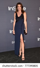 LOS ANGELES - OCT 23:  Cindy Crawford arrives for the InStyle Awards on October 23, 2017 in Los Angeles, CA