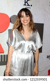 """LOS ANGELES - OCT 24:  Natalie Morales at the """"Suspiria"""" Premiere at the ArcLight Theaters on October 24, 2018 in Los Angeles, CA"""