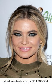 LOS ANGELES - OCT 25:  Carmen Electra at the Internation Film Fashion Awards at the Saban Theater on October 25, 2015 in Los Angeles, CA