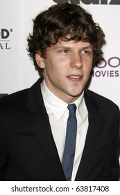 LOS ANGELES - OCT 25:  Jesse Eisenberg arrives at the 14th Annual Hollywood Awards Gala at Beverly Hilton Hotel on October 25, 2010 in Beverly Hills, CA